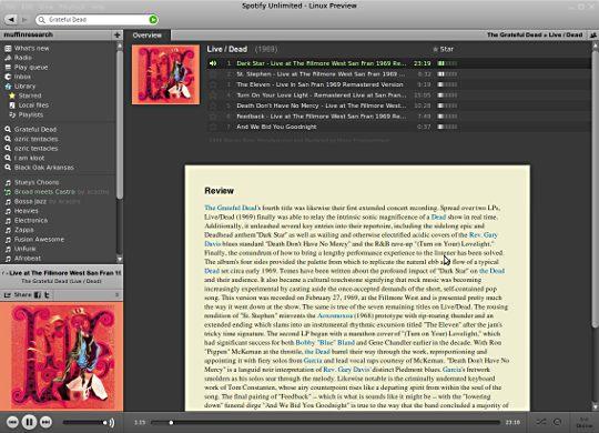 Ubuntu: Spotify Screensaver Toggle