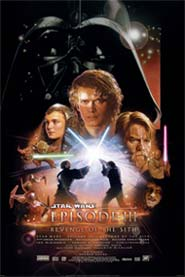 Revenge of the Sith poster